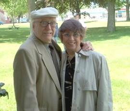 Bud and Marion Davis