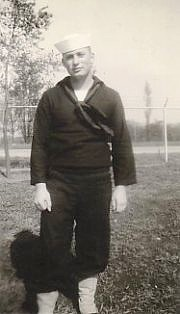 James L. Colman US Navy 1945-47