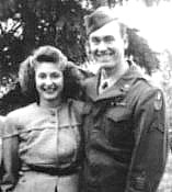 Donald and Joyce (Myers) Drake, W2, US Army